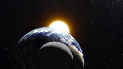 sun moon earth relationship - photo #28